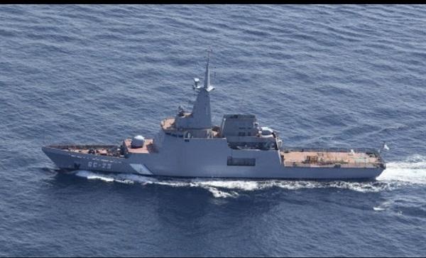 Armada de Venezuela: El buque de vigilancia litoral Naiguatá se ...